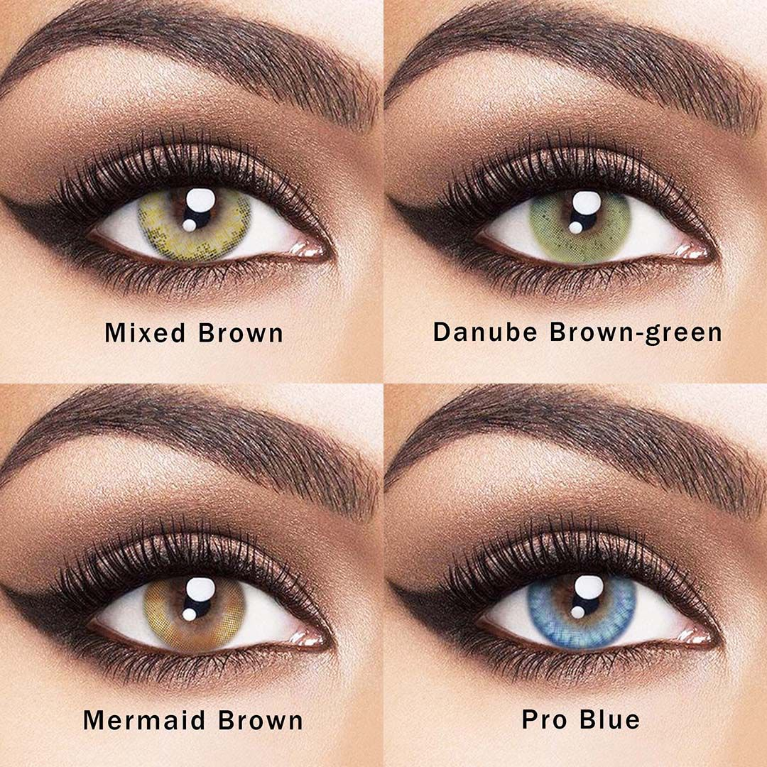 So Beautiful Eyelooks Check The Early Giveaway Jan 20th To Win The One Ones You L Contact Lenses Colored Natural Contact Lenses Colored Contacts