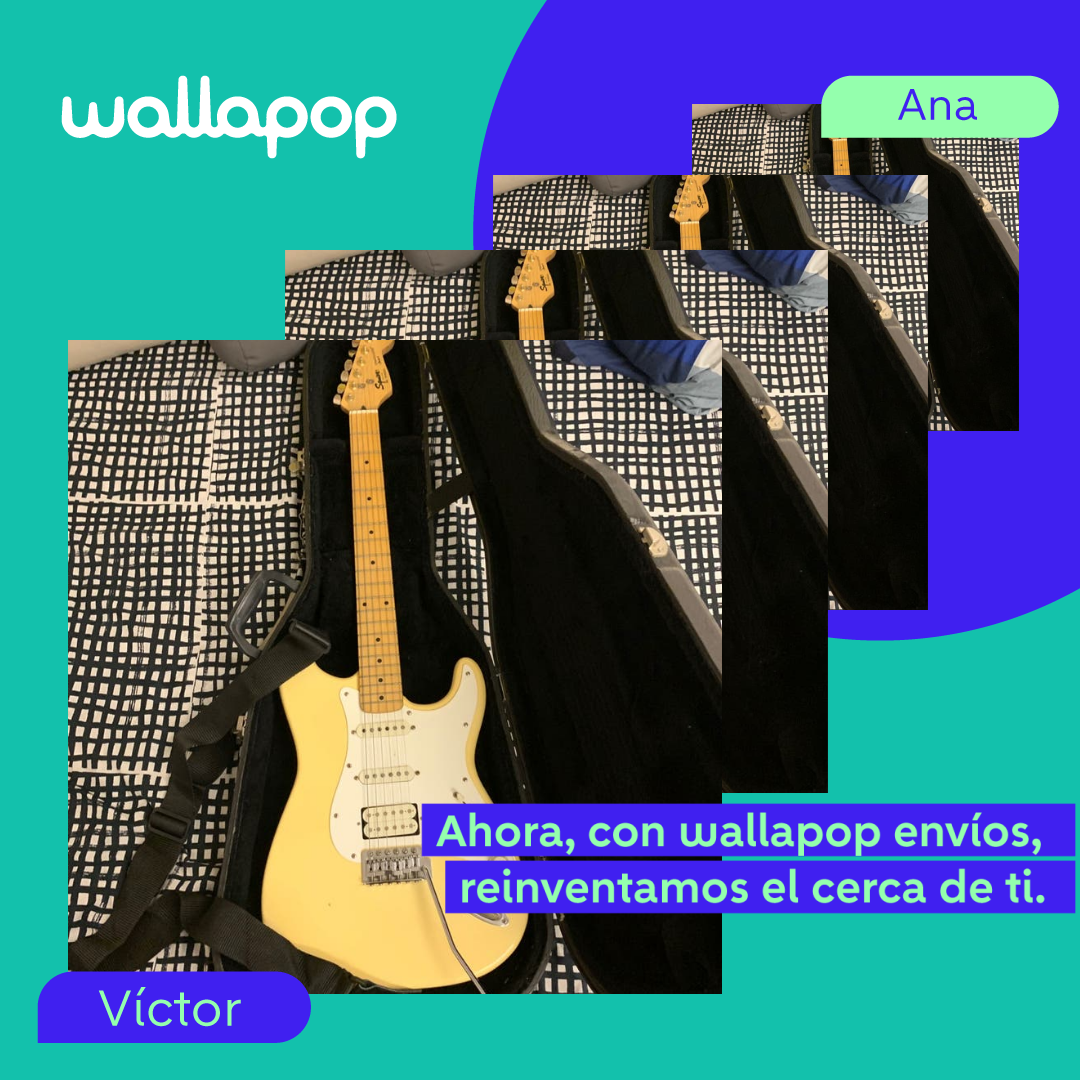 Guitarra En Perfecto Estado Se Vende Por Falta De Uso, Escucho Ofertas