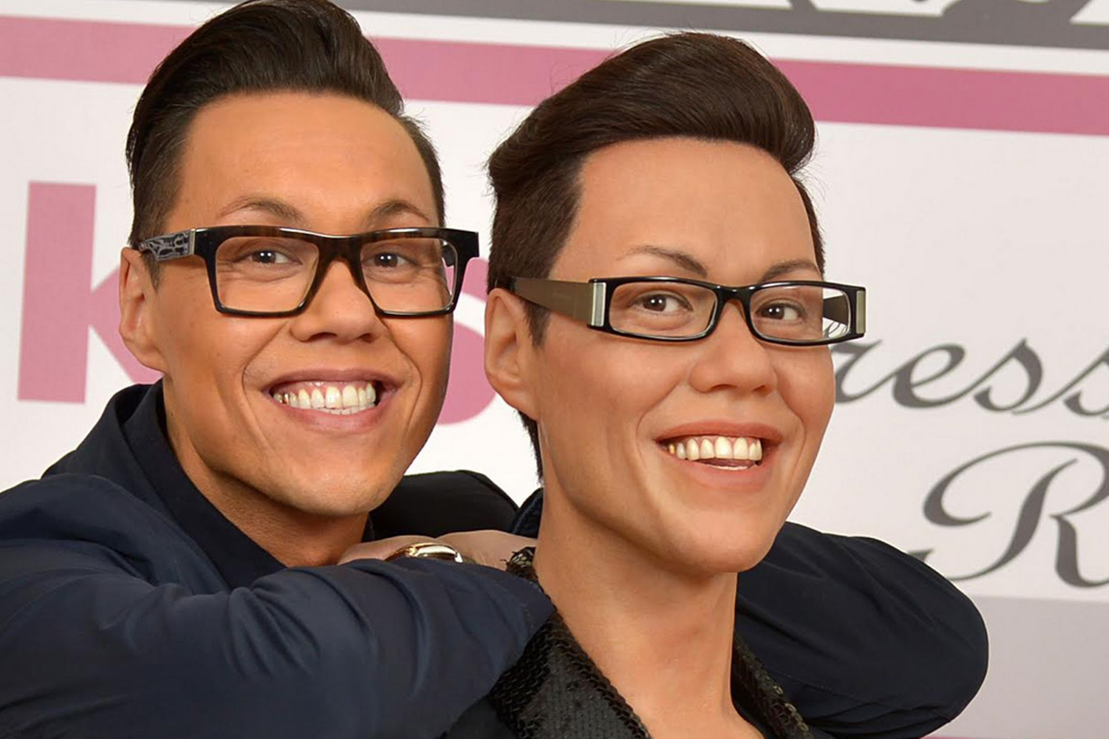 Gok Wan Gets A Make Over At Madame Tussauds Blackpool Madame Tussauds Madame Tussauds