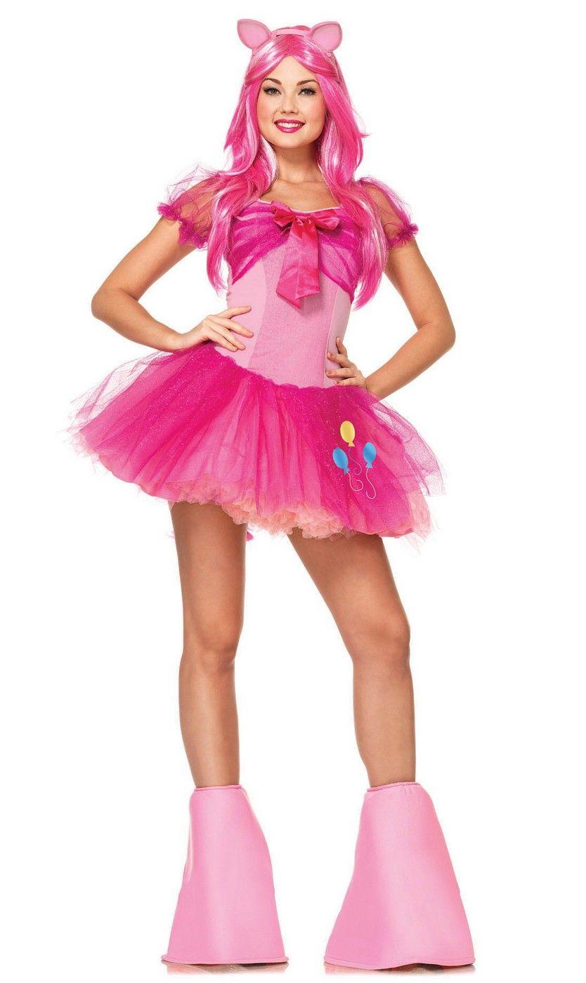 fb23b5b1e My Little Pony Pinky Pie Costume