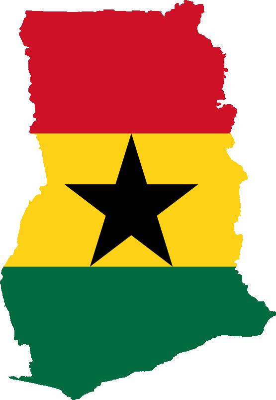 Ghana Http Mamemimo Com Wp Content Uploads Ghana Map Clip Art 570 Png Ghana Flag Ghana Art Ghana Culture