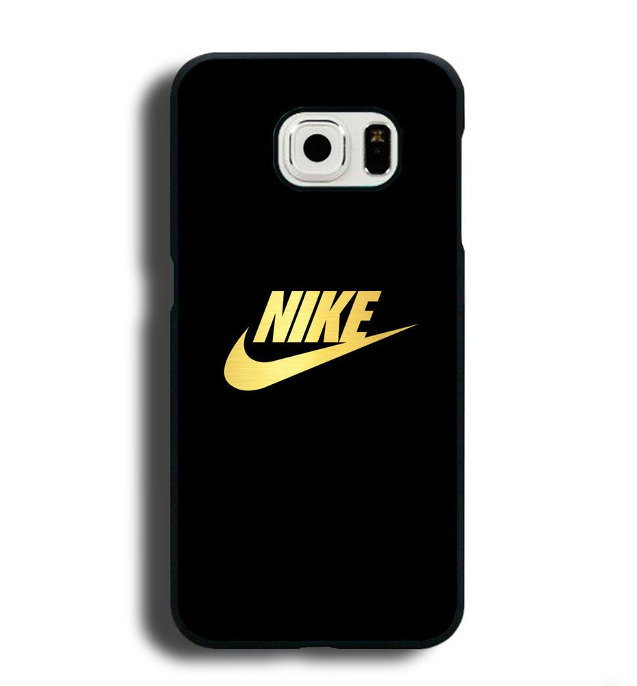 buy popular 48ca0 a4ec9 Nike Logo Swoosh Case for Samsung Galaxy S6 S6edge Edge+ S7 Edge ...