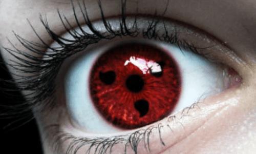 Sharingan Contact Lenses Sharingan Contacts In 2019 Cool