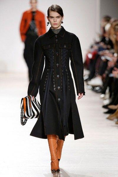 As principais tendências da New York Fashion Week 2016 - NYFW - Semana de Moda de Nova Iorque - 70's - high boots - Proenza Schouler