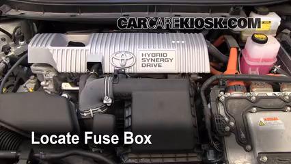 Blown Fuse Check 2010-2015 Toyota Prius - 2011 Toyota Prius 1.8L 4 Cyl. |  Toyota prius, Toyota prius 2015, 2015 toyotaPinterest