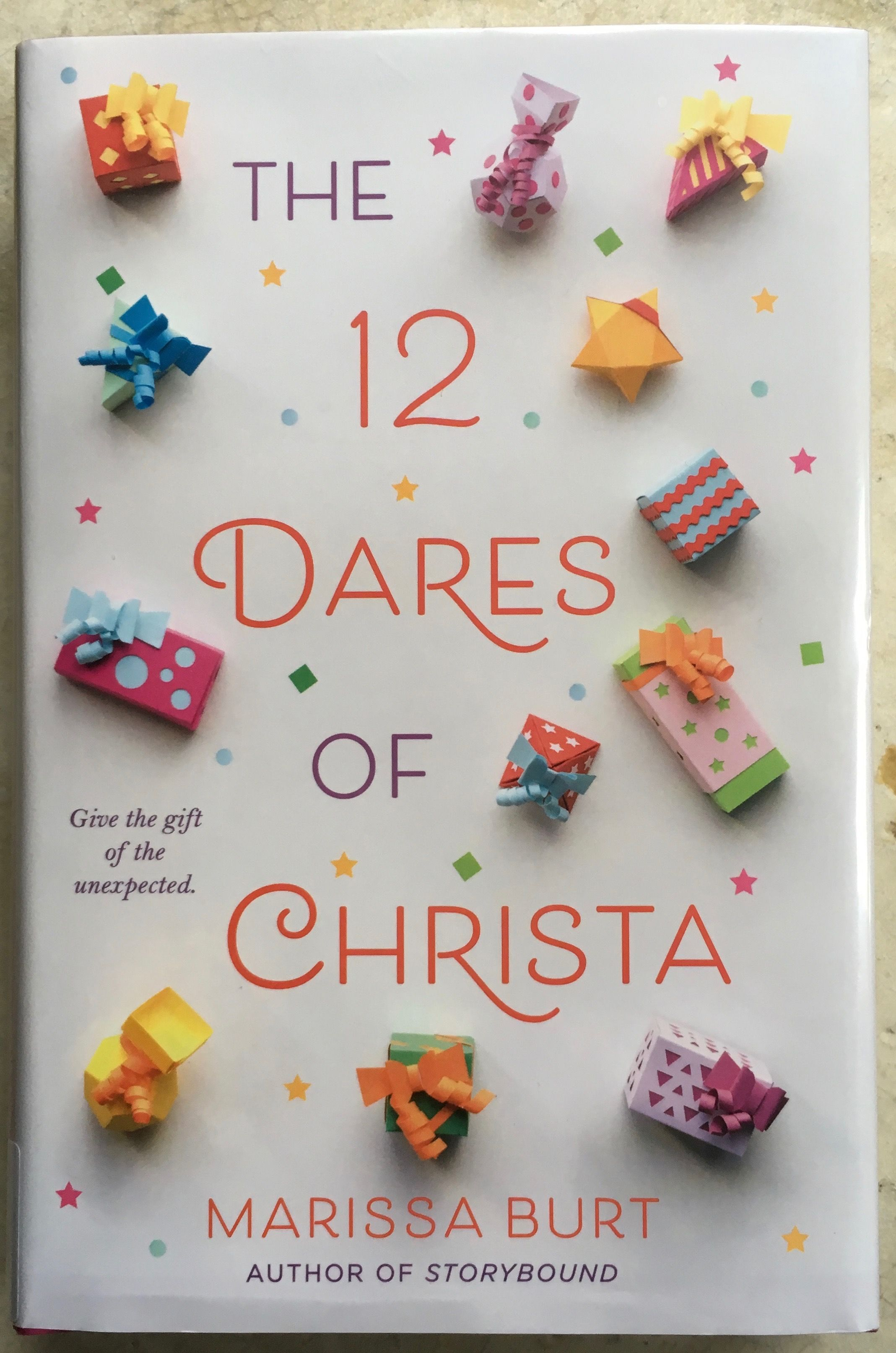 This book is filled with Christmas adventure. When Christa\'s parents ...