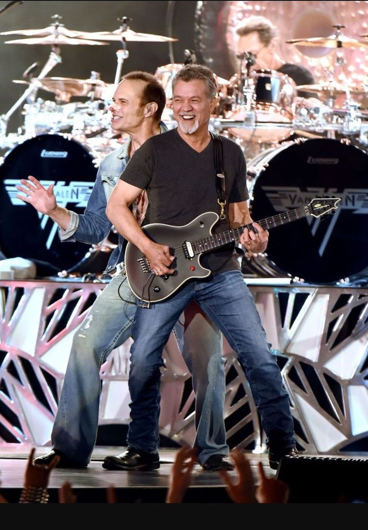 Pin By Barbara Jean On Van Halen Van Halen Eddie Van Halen David Lee Roth