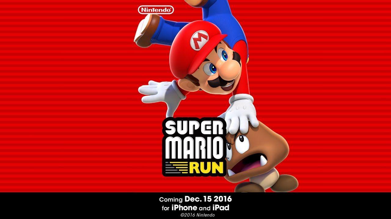 Http Www Lamula Fr Super Mario Run Iphone Ipad Date De Sortie Enfin Connue Supermariobros Mario Vintage Super Mario Mario Ipad