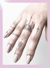 Photo of Fresh and creative finger tattoos – #Finger tattoos #FRESH #creative #and, #finger tattoos …