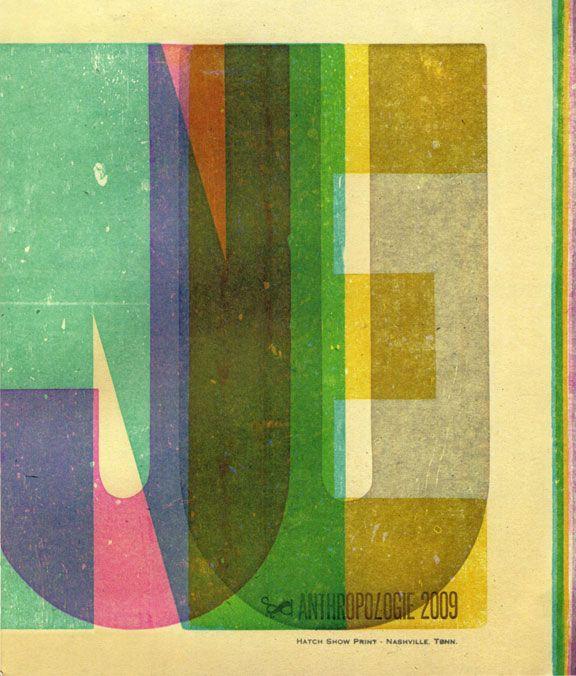 June Anthro 01 Hatch Show Print