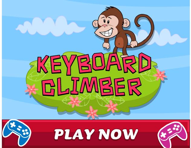 12 Great Free Keyboarding Games To Teach Kids Typing