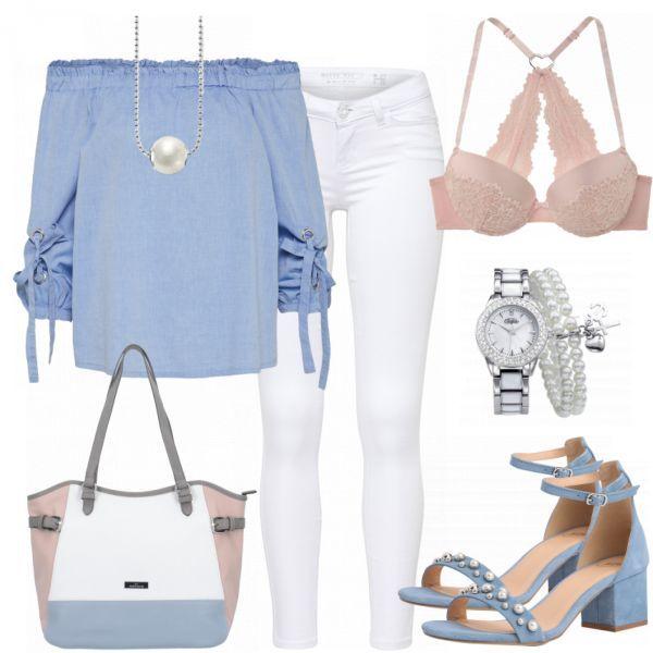 3029a9e480c57 Babette Damen Outfit - Komplettes Freizeit Outfit günstig kaufen ...