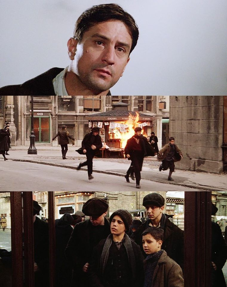 Once Upon a Time in America, 1984 1980s films, Film