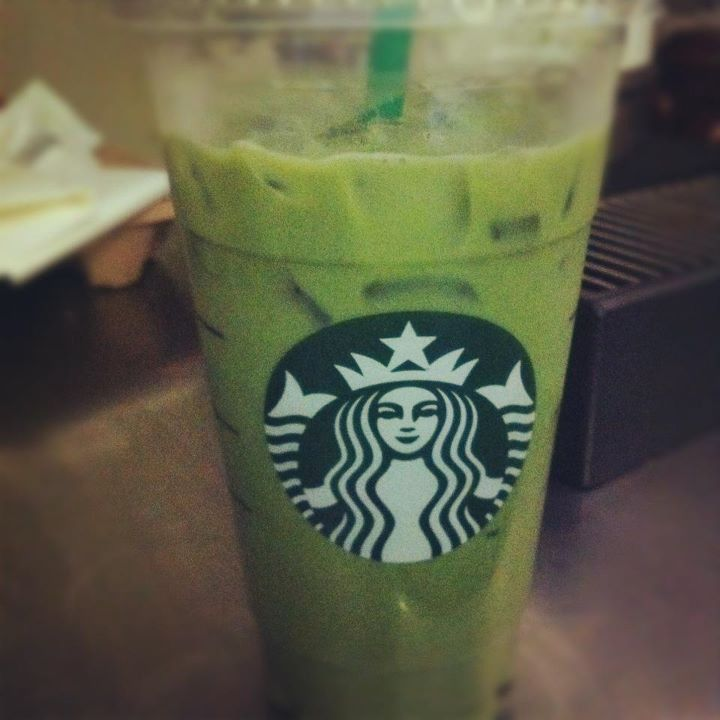 Starbucks Green Tea Soy Lattes Are My Jam