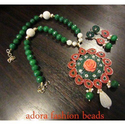 New pachi necklace set