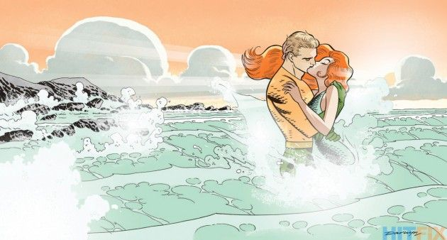 Widescreen variant by Darwyn Cooke