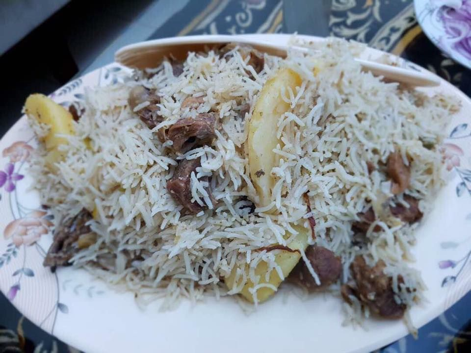 Bihari Pulao Recipe Biryani Recipe Food Presentation Recipes