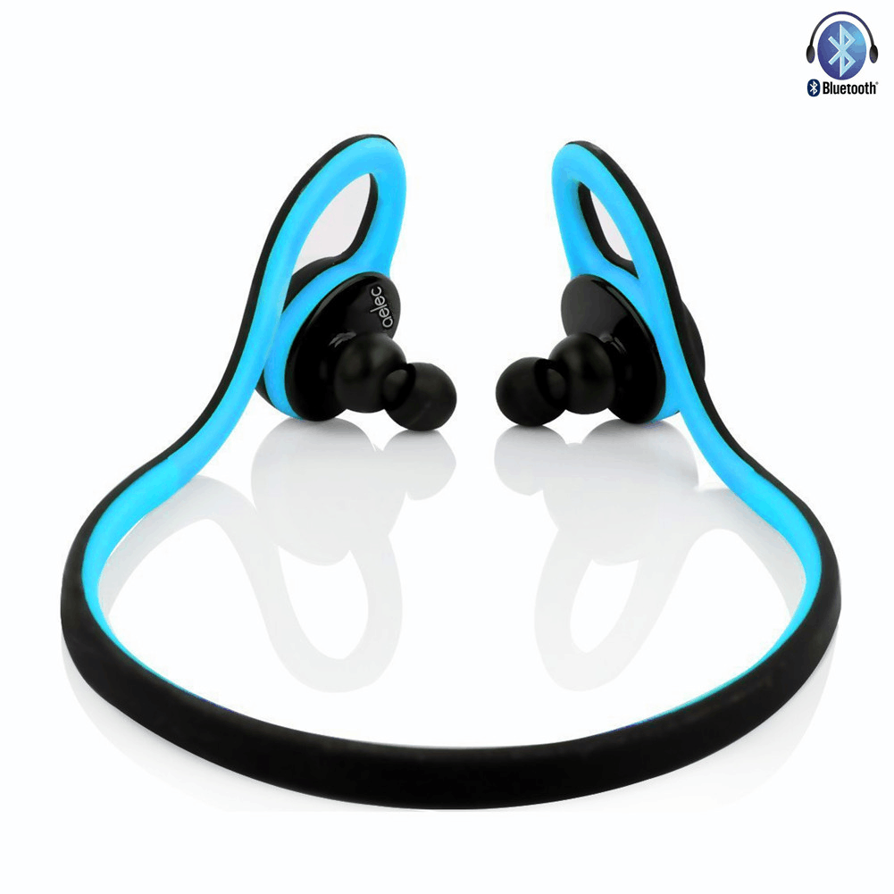 aelec® Neck-Strap Waterproof Wireless Sport Earphones V4.0 ...