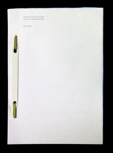Traducción recursiva de titulares, Daniel Jacoby, Save As...Publications, 9788493695613
