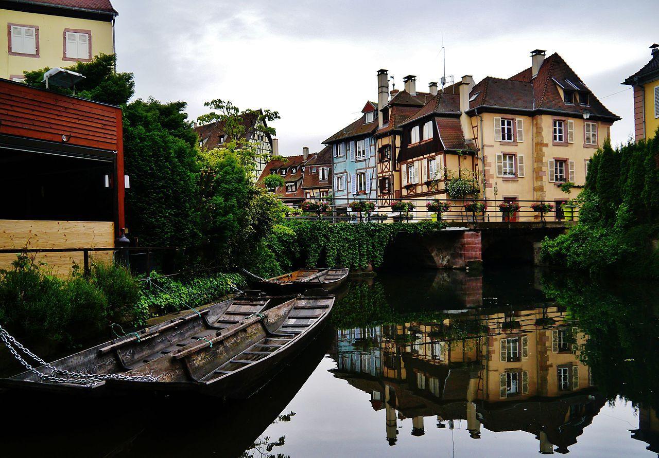 Colmar Petite Venise 11 - Petite Venise de Colmar — Wikipédia
