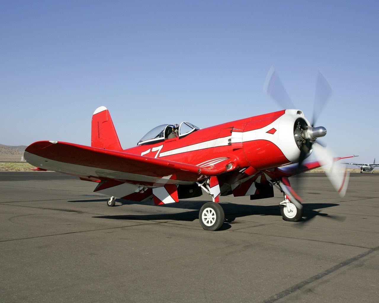 "F2G Super Corsair ""Race 57"" Aircraft, Us military"