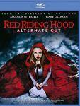 Red Riding Hood (Blu-ray/DVD, 2011, 2-Disc Set, Extended Cut) Gary Oldman