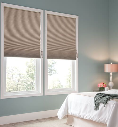 Gallery Cellular Shades: Blackout