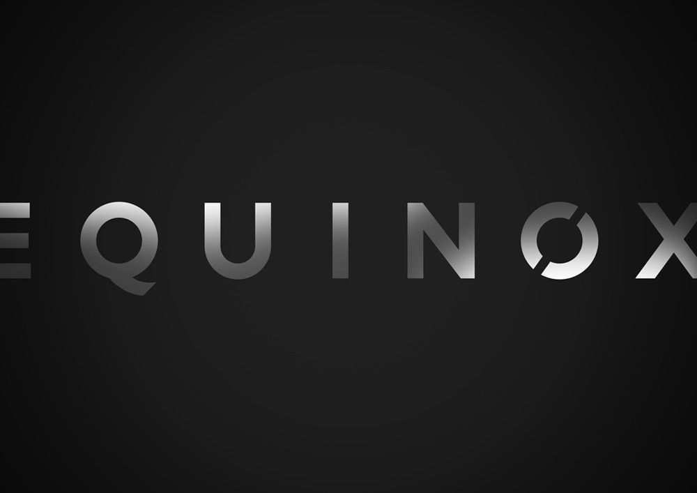 Brand New: New Logo and Identity for Equinox by The Partners