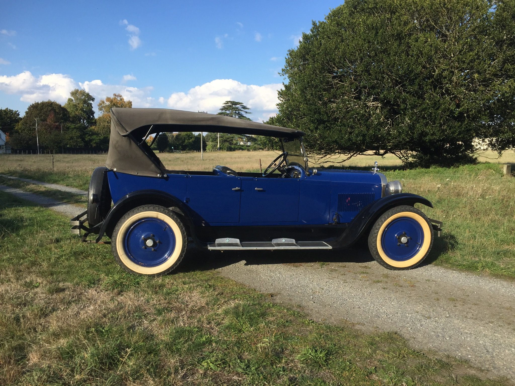 1924 Dodge. Maintenance/restoration of old/vintage vehicles: the ...