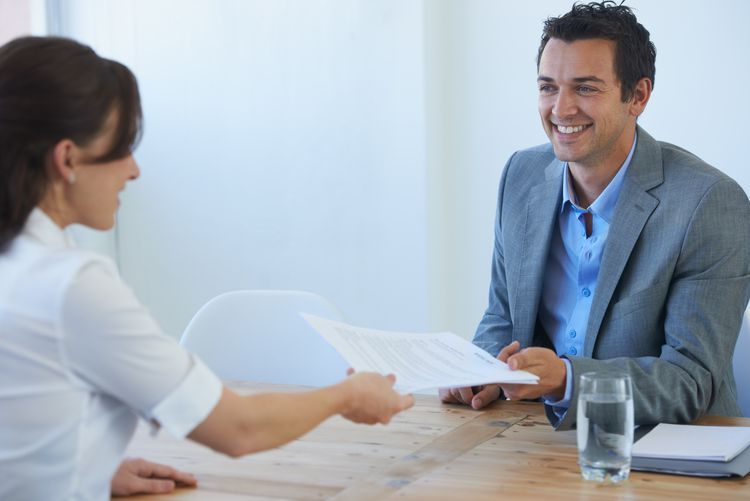 before you shake hands with your first new hire