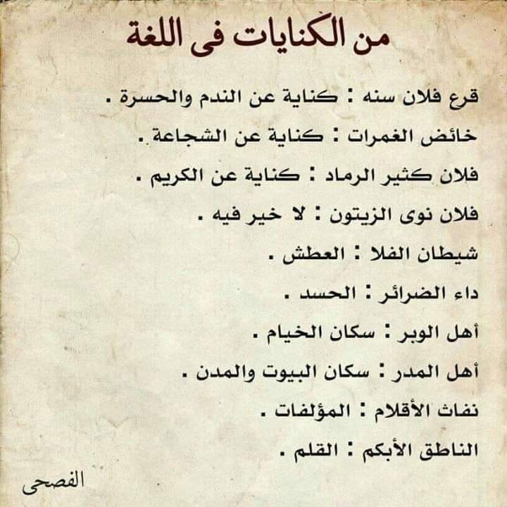 Pin By Monyah Reda On علم الدلالة Learn Arabic Language Islamic Phrases Learning Arabic