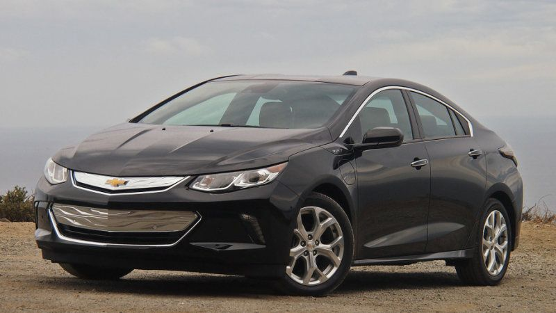 Gm May End Production Of Chevy Volt By 2022 Chevrolet Volt