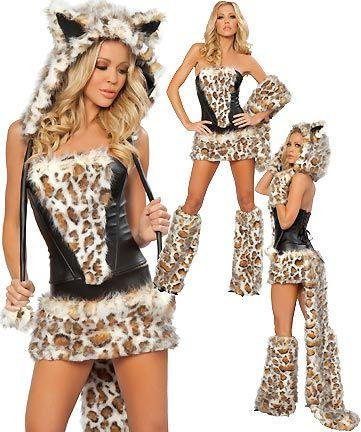 sexy Leopard Kostüme