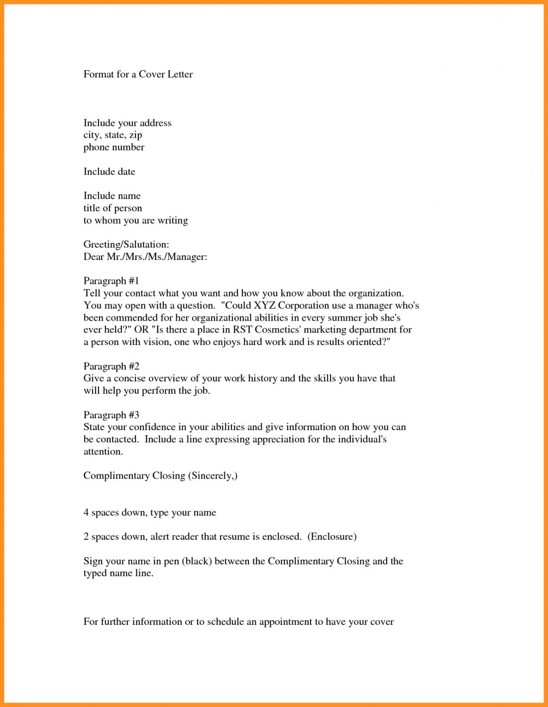 23  cover letter greeting