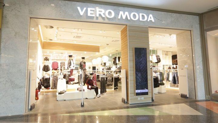 Vero Moda Flagship Store At Alexa Mall By Riis Retail