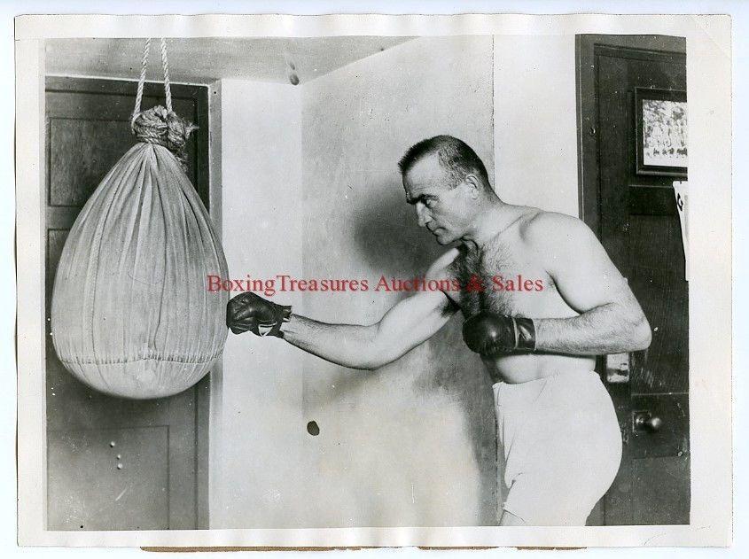 1929 Boxing George Modrich Vintage Photograph Heavyweight Auckland New Zealand | eBay