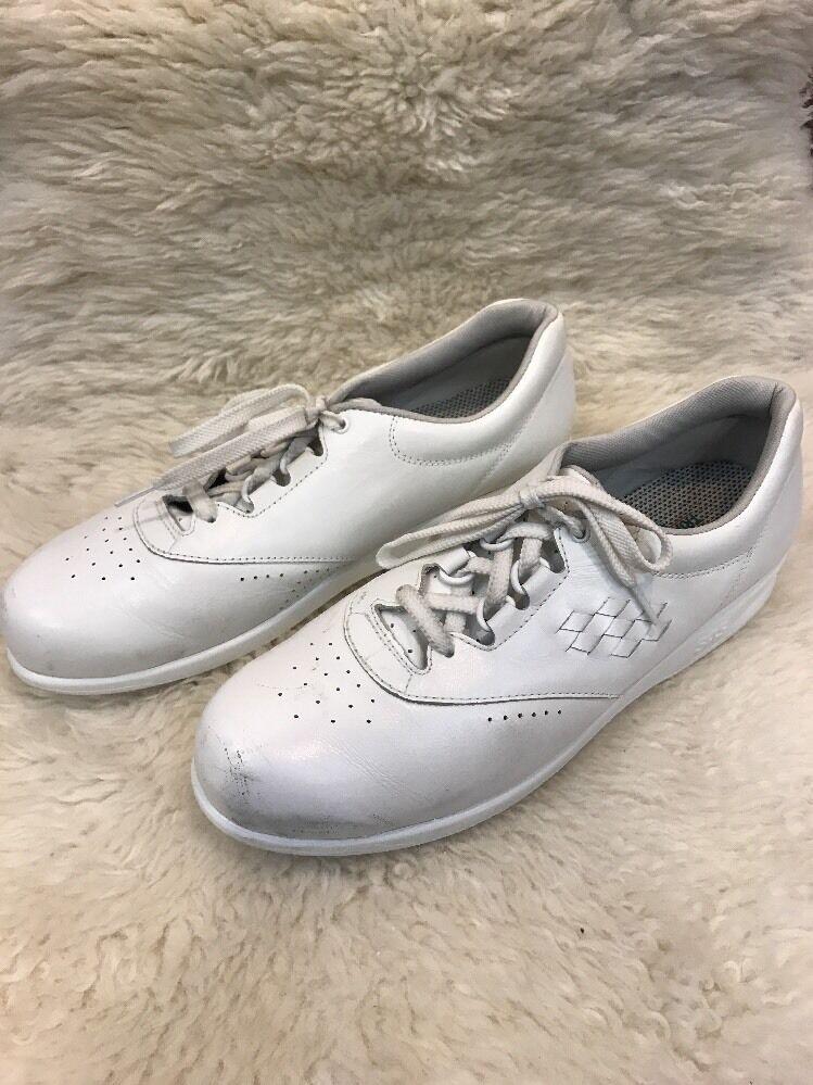 SAS Free Time Shoes TriPad Comfort Womens 10 S White