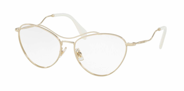 79b45343deb3 Miu Miu MU 53PV Eyeglasses   Free Shipping   Miu Miu   Eyeglasses ...