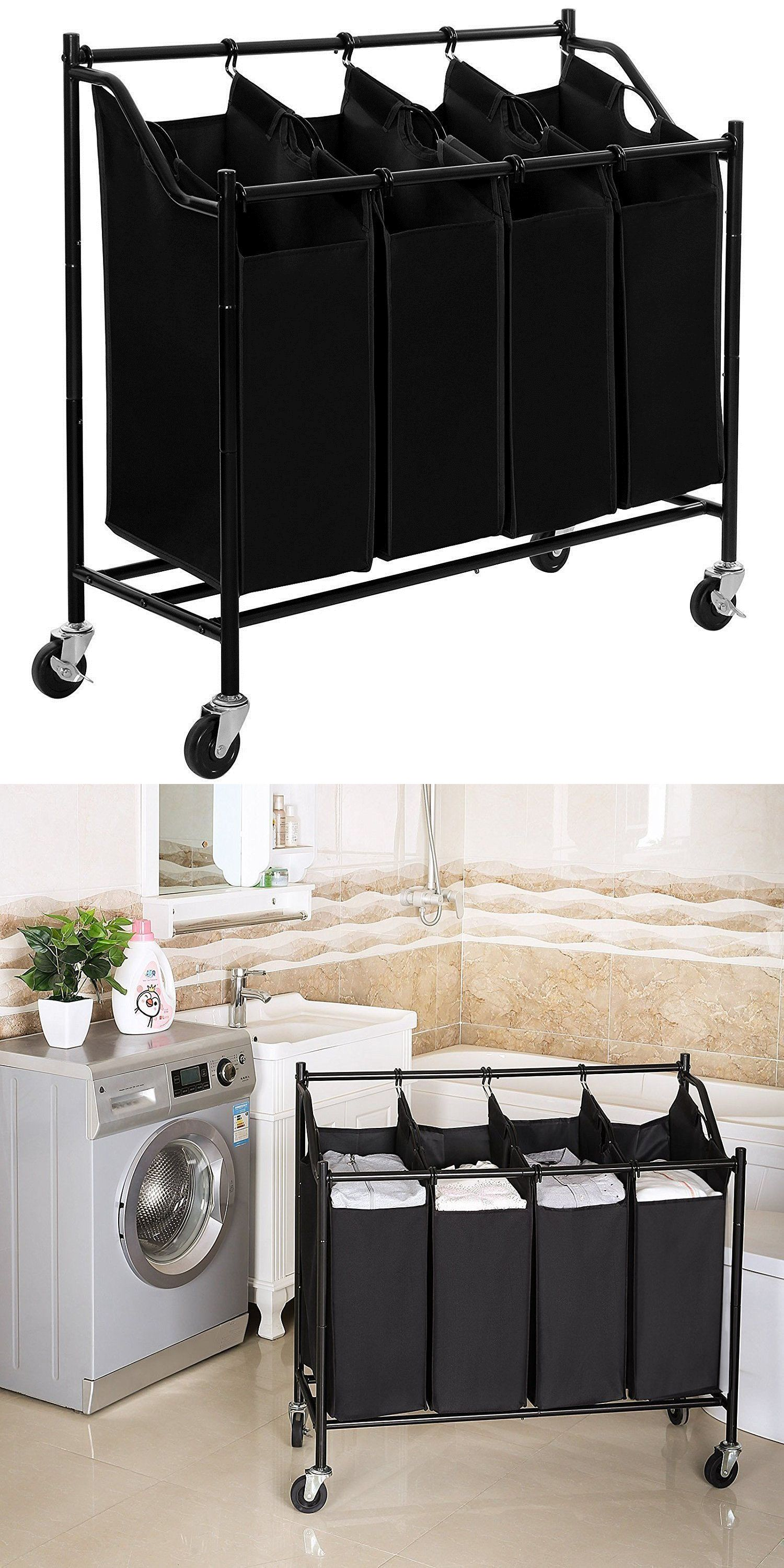 Best Of Laundry sorter with Table