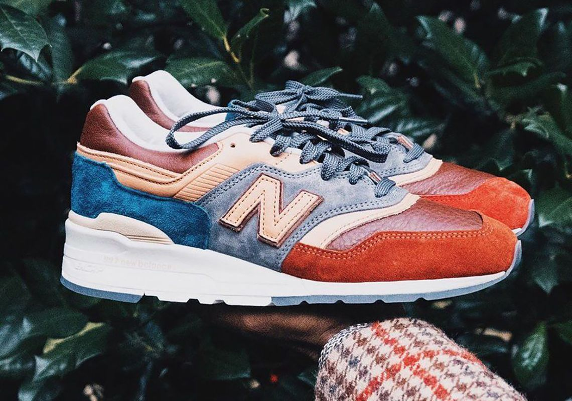 Todd Snyder New Balance 997 - Release