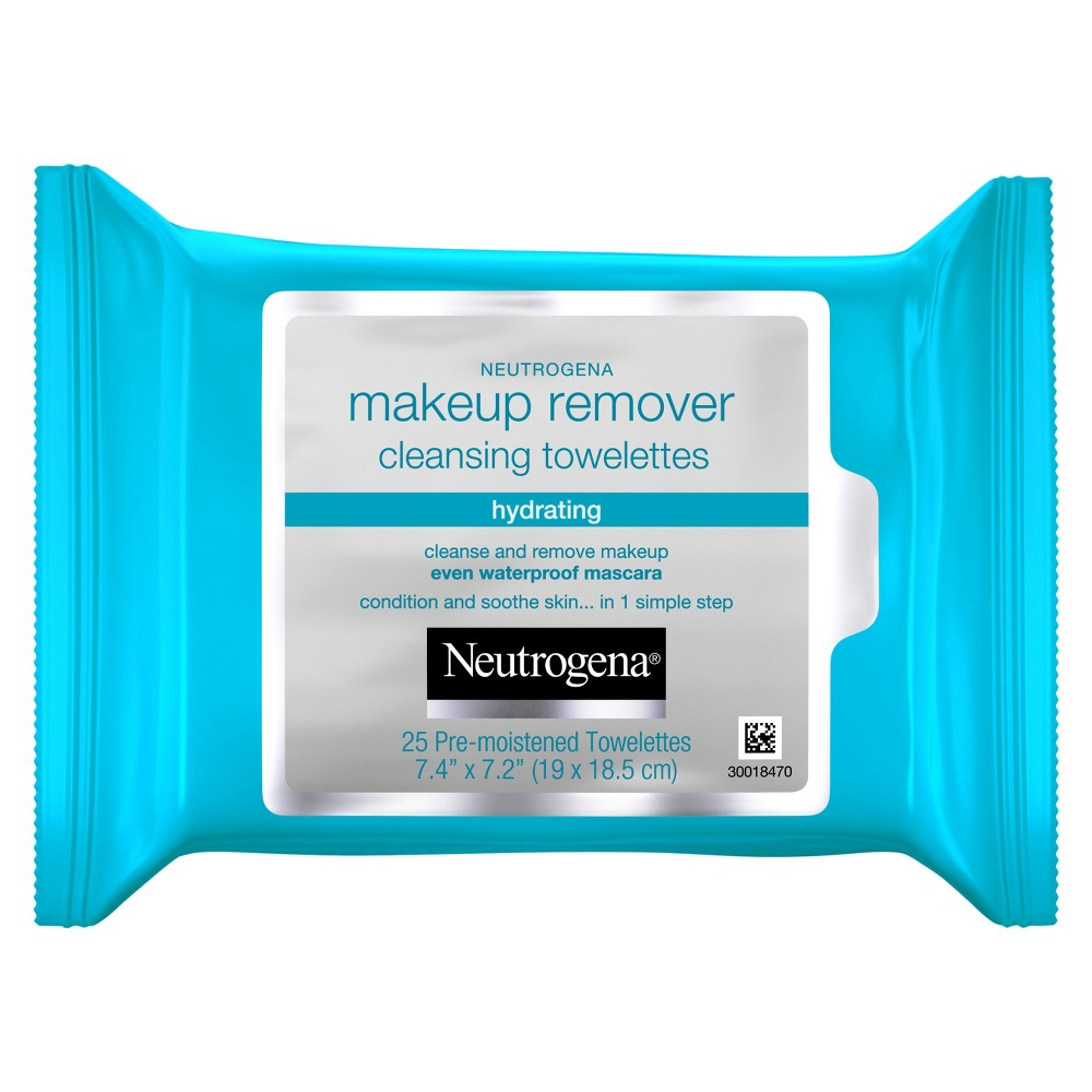 Neutrogena Hydrating Makeup Remover Cleansing Facial