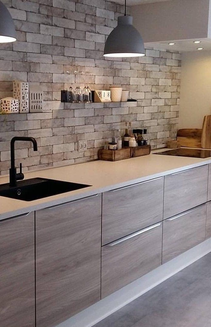 40 Kitchen Design Ideas Stands Like To Win Your Likes Page 1 #kitchenremodelideas