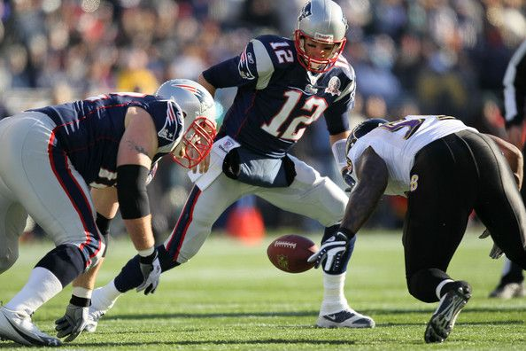 James Develin; Taking the Heat Off Brady