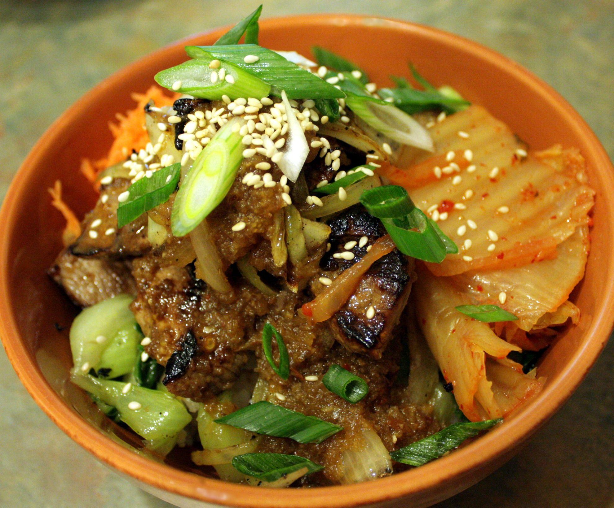 этой статье рис по корейски рецепт с фото около фон