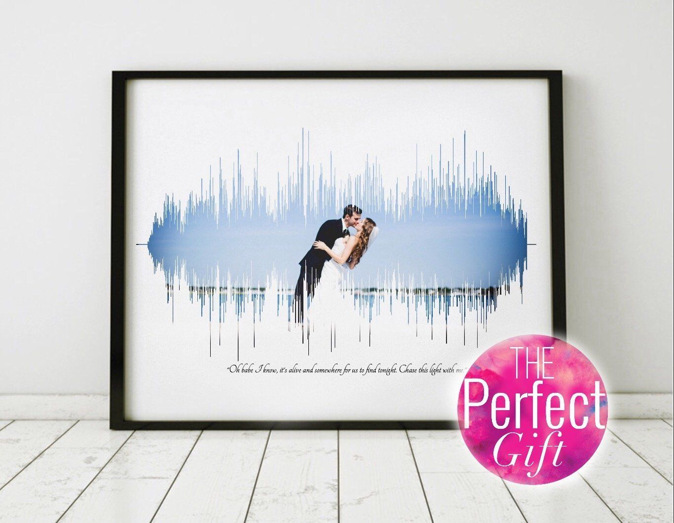 Wedding Song Gift Canvas Lyric Art 16x20 Inch The Perfect Sentimental This Is An Order For A Large Custom Sound