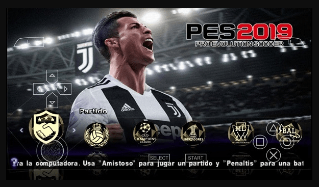 Pin on Pes 2019 ppsspp iso File Download Link {English}