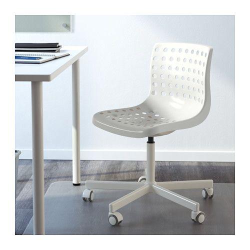 gregor swivel chair vittaryd white sklberg sporren swivel chair white sklberg sporren office space pinterest delft