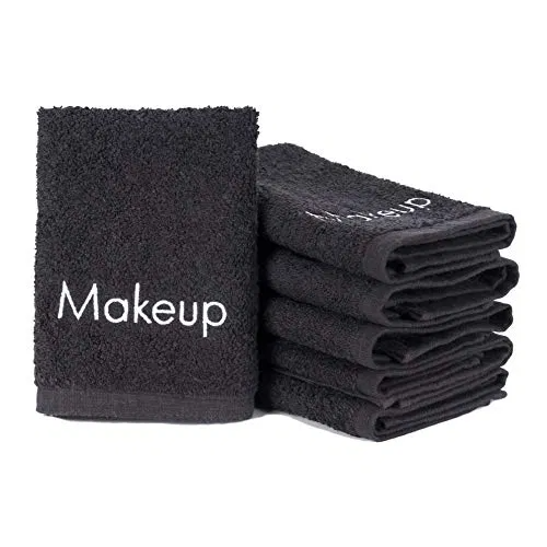 Arkwright Makeup Remover Towel, Pack of 6 Soft Cotton