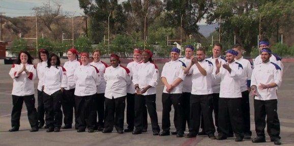 hells kitchen season 16 contestants - Hells Kitchen Contestants