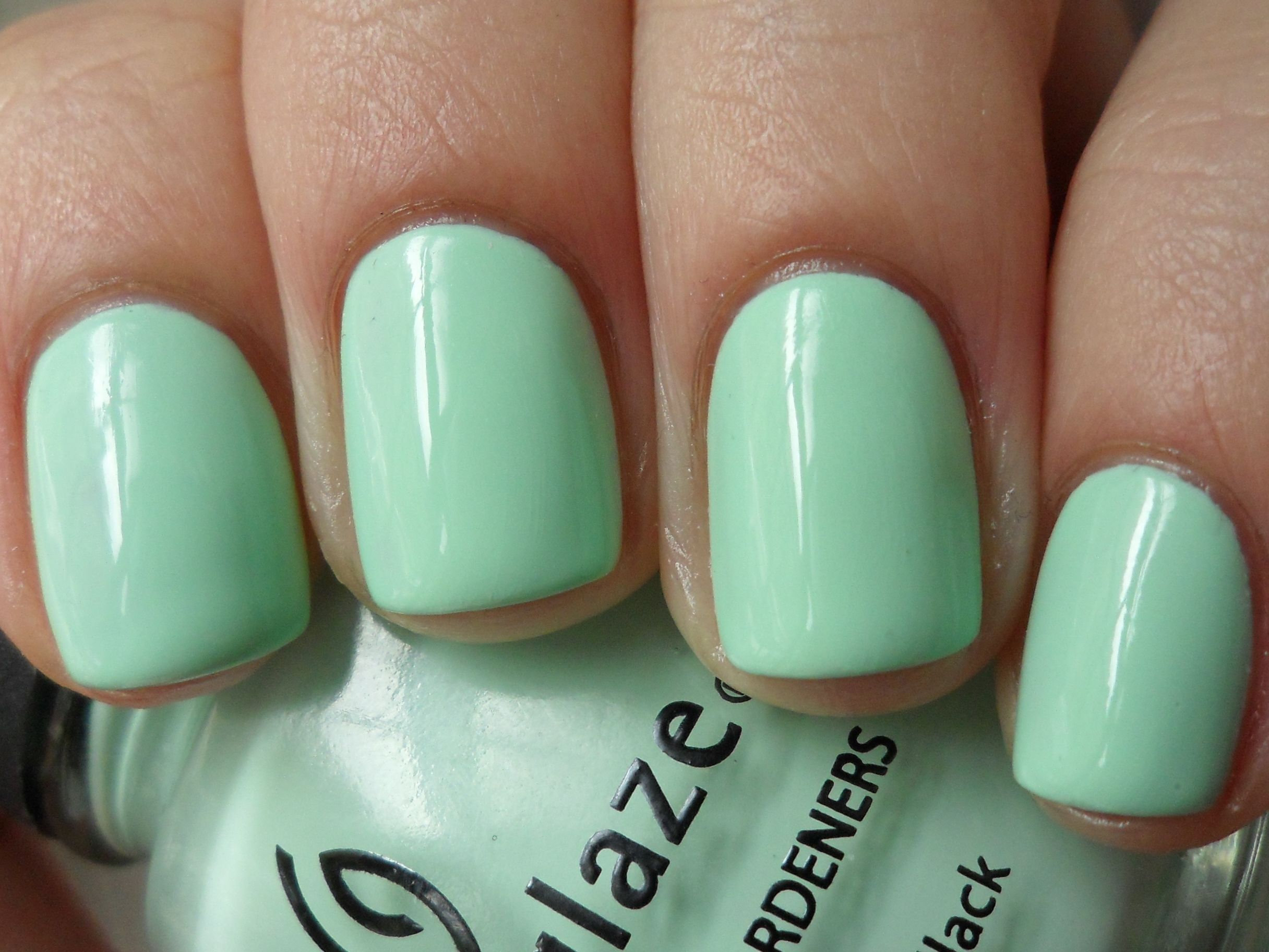 Re fresh mint fresh mint china glaze and nail polish collection china glaze re fresh mint nvjuhfo Gallery